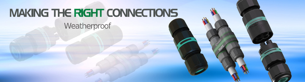 Hylec-APL Weatherproof\Waterproof Connectors