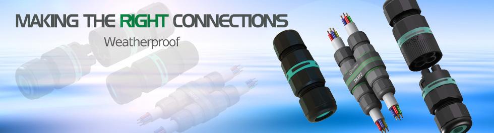 Hylec-APL Weatherproof\Waterproof Connectors