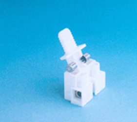 Emech Terminals/Accessories - Fused Pillar Terminal Blocks - 1017100000