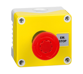 Control Stations - Emergency Stop Stations - 1DE.01.01AG