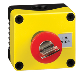Control Stations - Emergency Stop Stations - 1DE.01.03AB-POS