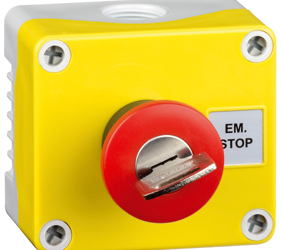 Control Stations - Emergency Stop Stations - 1DE.01.03AG