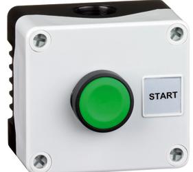 Control Stations - Push Buttons, Flush Head - 1DE.01.06AB