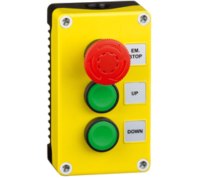 Control Stations - Emergency Stop Stations - 1DE.03.01AB