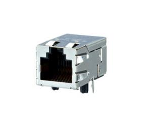 PCB Terminal Blocks, Connectors and Fuse Holders - PC Board Jacks RJ/USB - AJT92B8813