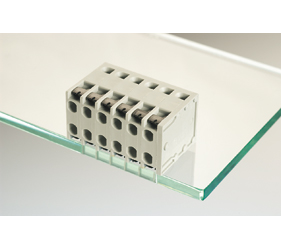 PCB Terminal Blocks, Connectors and Fuse Holders - Standard PCB Terminal Blocks - AST0950604