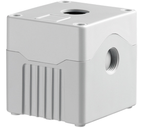 Enclosures - Rectangular Enclosures/Junction Boxes - DE01D-A-GG-1