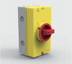 Isolator Switches - AC Isolator Switches - DE1S.04.63AC