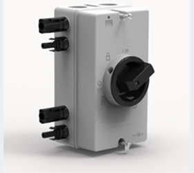 Isolator Switches - DC Isolator Switches - DE1S.04.25DC