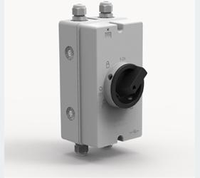 Isolator Switches - DC Isolator Switches - DE1S.04.32DC