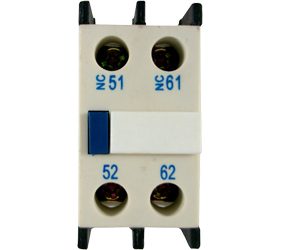 Motor Control Gear - Auxiliary Contact Blocks - DECA1-D02
