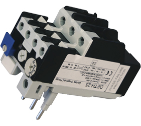 Motor Control Gear - Thermal Overload Relays - DETH-50
