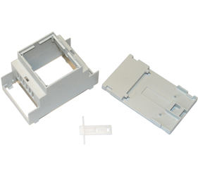 DIN Rail Enclosures and Accessories - DIN Rail Enclosures - DNMB/3V/2E