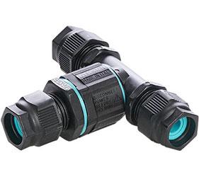Weatherproof/Waterproof Connectors Range - TeeTube - THB.390.C1A