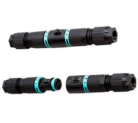 Weatherproof/Waterproof Connectors Range - Micro TeePlug & Sockets - THK.381.03