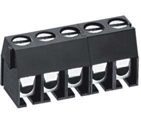 PCB Terminal Blocks, Connectors and Fuse Holders - Standard PCB Terminal Blocks - TL001R-03PKC
