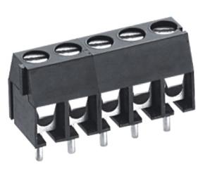 PCB Terminal Blocks, Connectors and Fuse Holders - Standard PCB Terminal Blocks - TL001V-03PKC