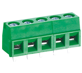 PCB Terminal Blocks, Connectors and Fuse Holders - Standard PCB Terminal Blocks - TL308V-01P2GS