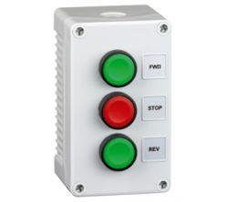 Control Stations - Push Buttons, Flush Head - 2DE.03.02AG