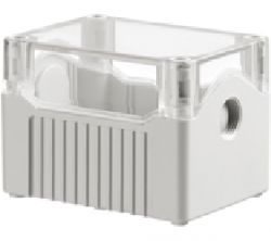 Enclosures - Rectangular Enclosures/Junction Boxes - DE02D-P-TG-0