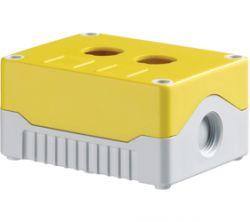 Enclosures - Rectangular Enclosures/Junction Boxes - DE02S-A-YG-2