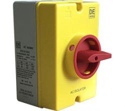Isolator Switches - AC Isolator Switches - DE1S.04.20AC