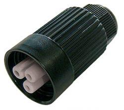 Weatherproof/Waterproof Connectors Range - TeePlug & Sockets - THF.384.M2A.Z