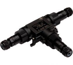 Weatherproof/Waterproof Connectors Range - TeeBox - THH.631.B6A