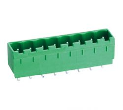 PCB Terminal Blocks, Connectors and Fuse Holders - Plug and Socket PCB Terminal Blocks - TLPHC-300V-02P