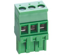 PCB Terminal Blocks, Connectors and Fuse Holders - Plug and Socket PCB Terminal Blocks - TLPS-300R-02P5