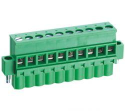 PCB Terminal Blocks, Connectors and Fuse Holders - Plug and Socket PCB Terminal Blocks - TLPSW-300RL-03P5